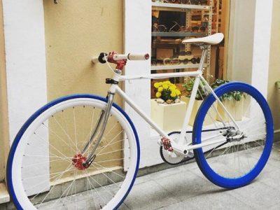 El yapımı bisiklet
